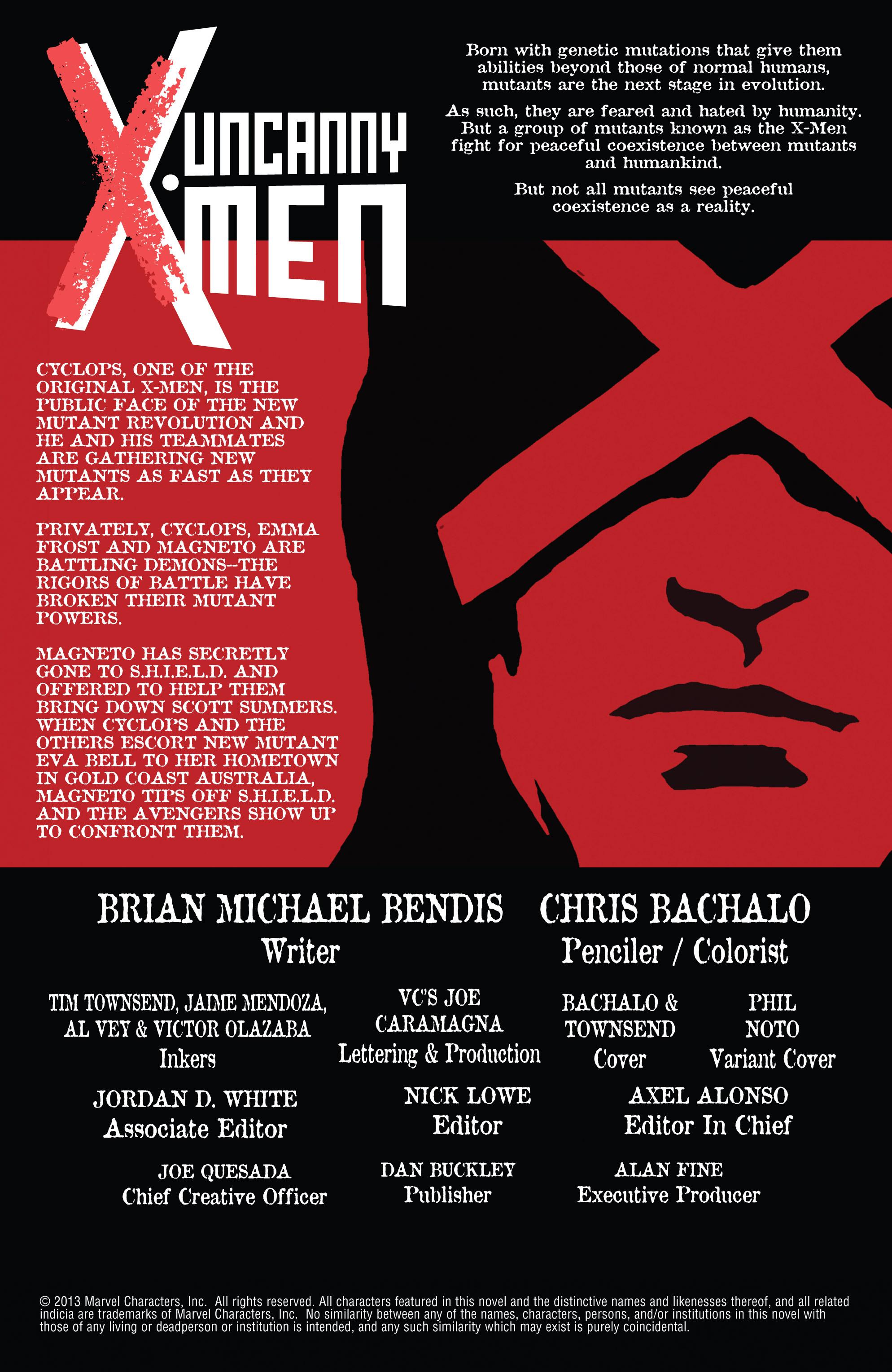 Read online Uncanny X-Men (2013) comic -  Issue # _TPB 1 - Revolution - 48