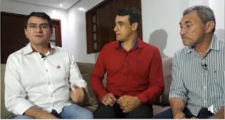 Prefeito de Picuí anuncia apoio ao ex-prefeito de Remígio à Assembleia Legislativa da PB