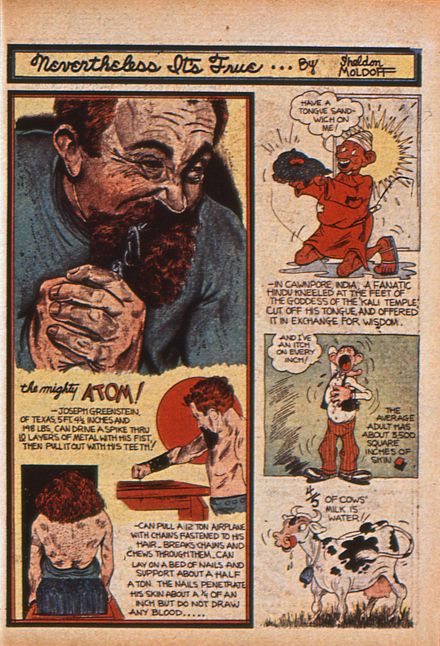 Read online Action Comics (1938) comic -  Issue #15 - 50