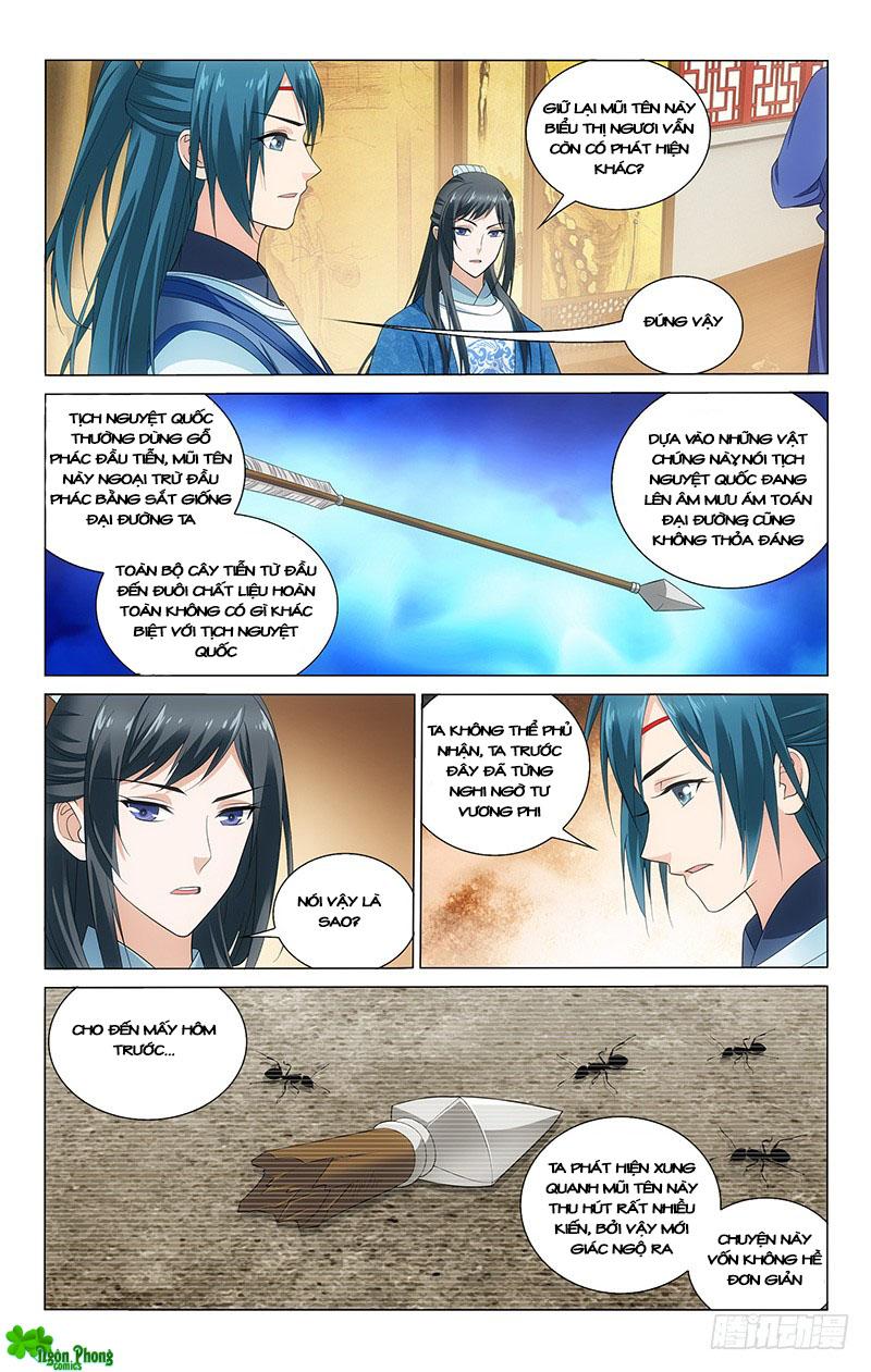 Vương Gia ! Không nên a ! chap 133 - Trang 3