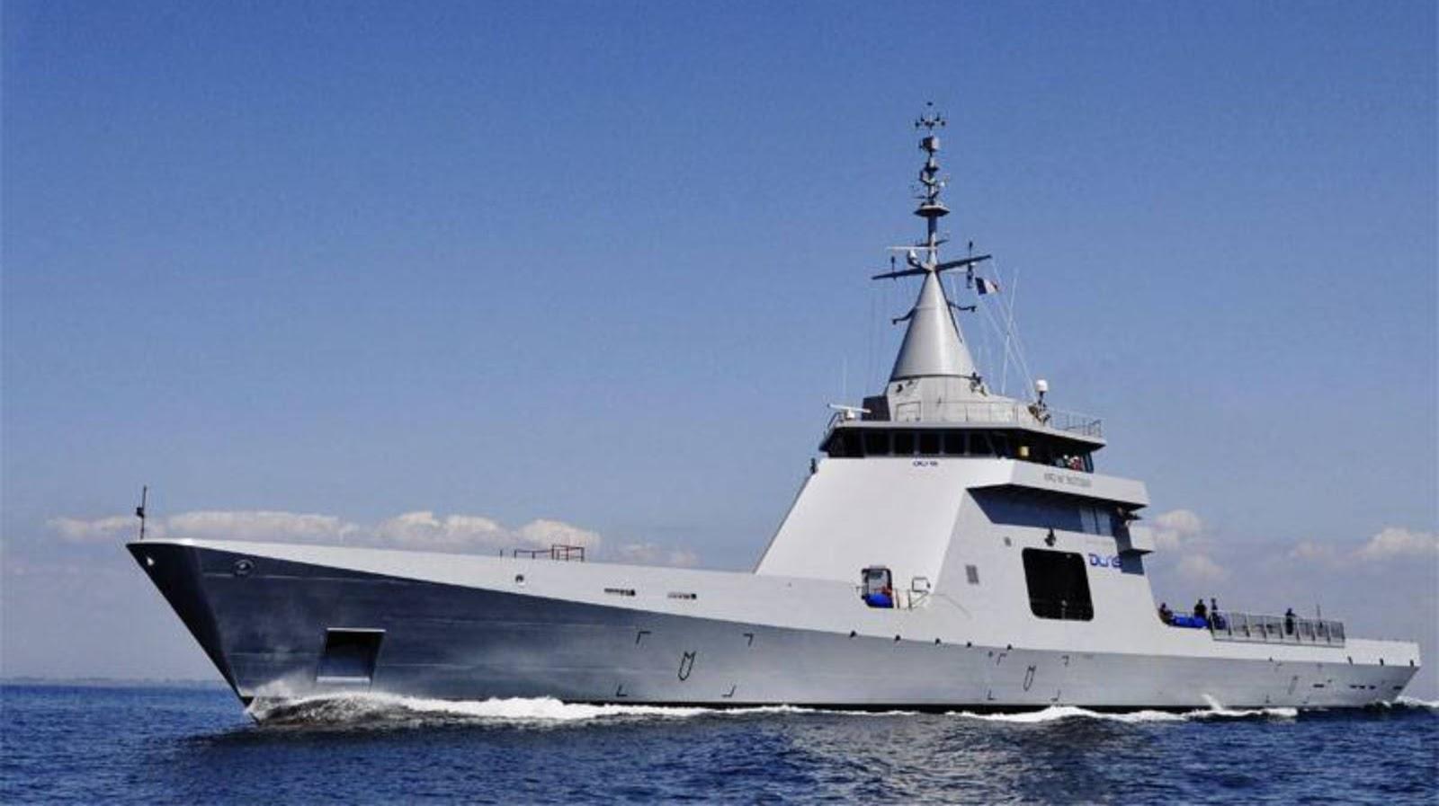Perancis akan menjual kapal perang ke Azerbaijan