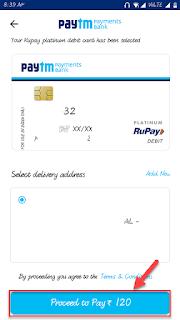 Paytm Ke Debit Card / ATM Card Kaise Banaye