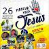 Marcha para Jesus 2017 será no próximo sábado (26/08) em Belo Jardim,PE