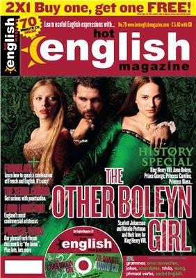 Hot English Magazine - Number 79