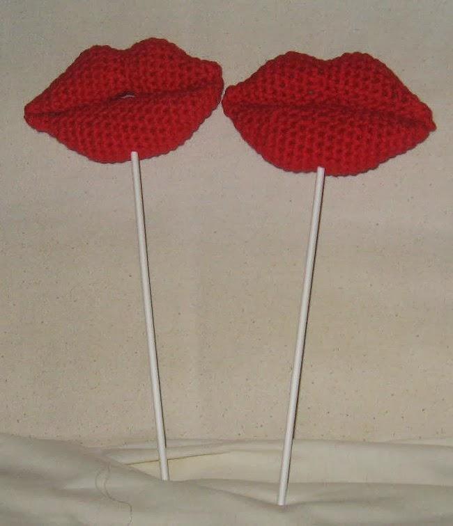 Amigurumi lips | Valentines crochet, Crochet patterns amigurumi ... | 756x650