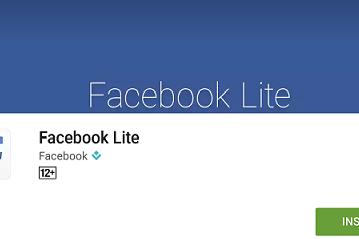 # DOWNLOAD FACEBOOK LITE | Aplikasi FB Lite Versi Terbaru #