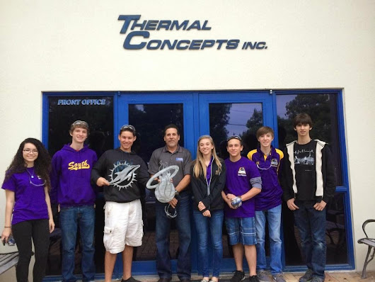 Field Trip to Thermal Concepts