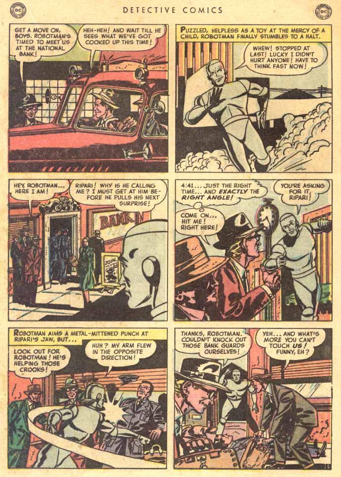 Read online Detective Comics (1937) comic -  Issue #160 - 31