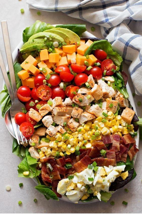 Amazing Cobb Salad