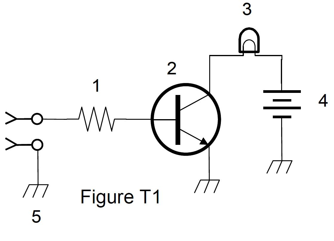 FCC Technician Exam Question Of The Day (T6D10) on ham radio circuits, ham radio block diagram, ham receiver schematic, ham radios for beginners,