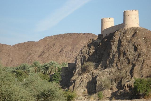 Pierwsze pytanie w Omanie.... ?