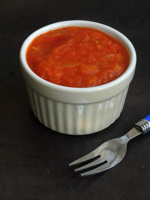 Italian tomato sauce, Sugo al pomodoro