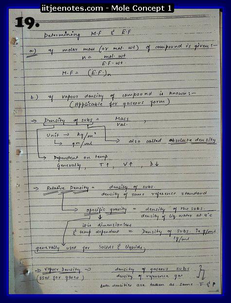 Mole Concept Notes3