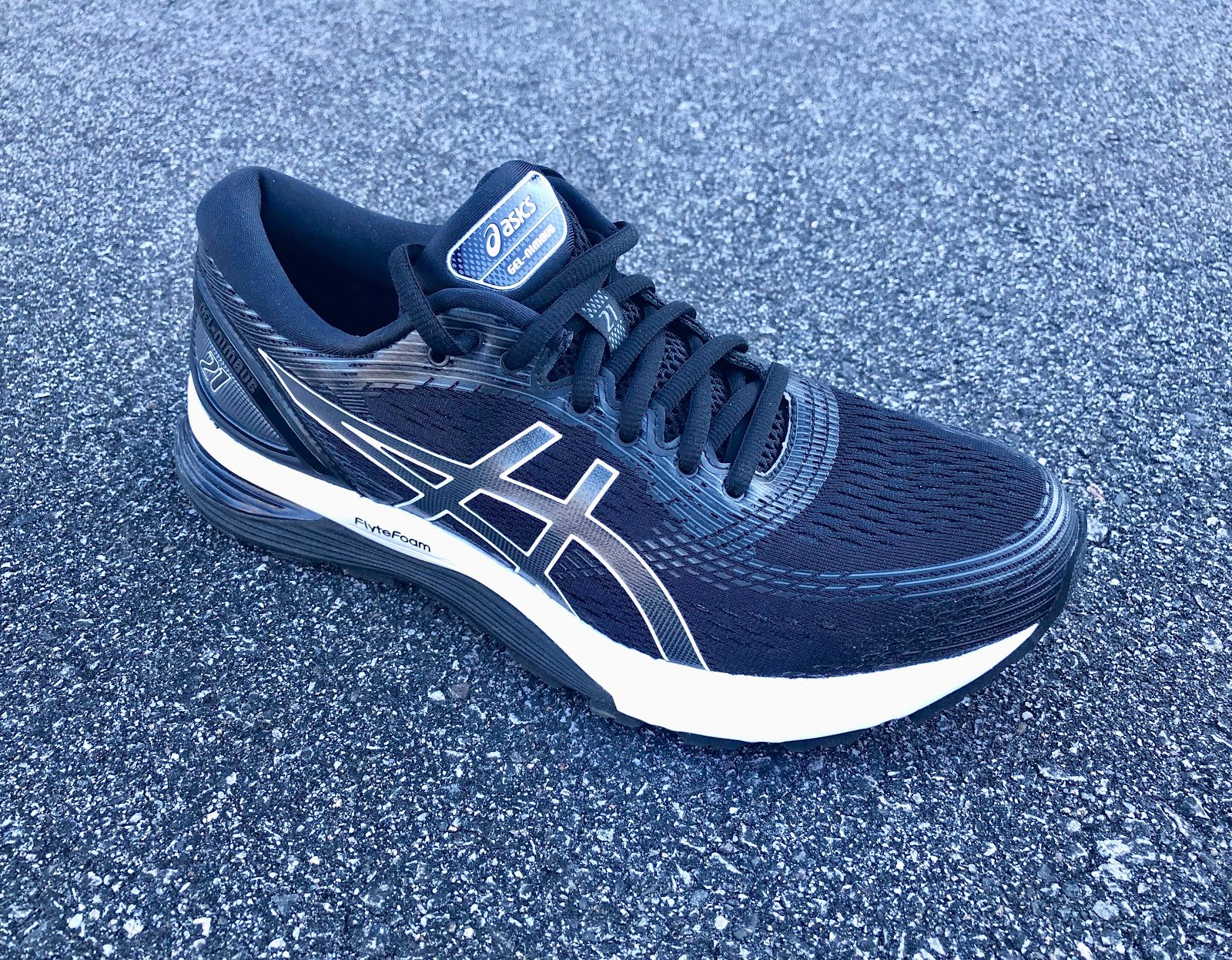 72d66338 Road Trail Run: ASICS GEL Nimbus 21 Review: The N Formula Deftly Tuned