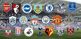 Klasemen Liga Inggris 2017-2018 Terbaru, Hasil Pertandingan, Top Skorer