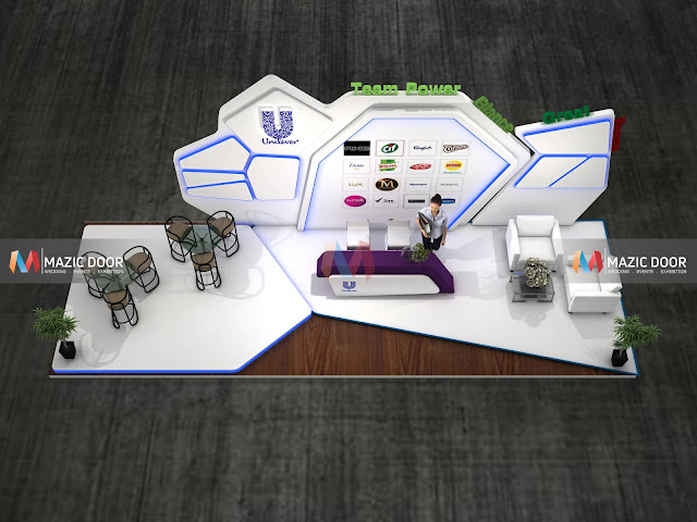 Designing of Exhibition Stall image 05
