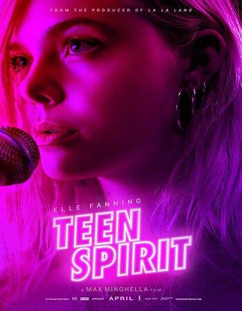 Teen Spirit (2018) English 720p HDRip x264 750MB Movie Download