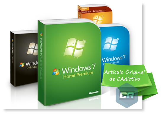 Seriales de Windows Anytime Upgrade