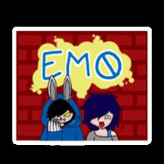 Zefa Emo Girl