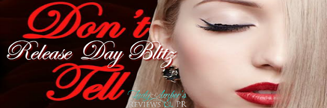 Don't Tell by Erin Trejo Book Release Day Blitz banner