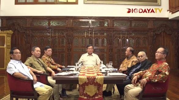 Dari Mana Pertahanan Indonesia Lemah? Begini Penjelasan Langsung dari Prabowo