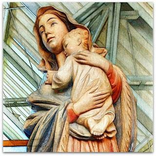 Nossa Senhora Mãe de Deus, Santuário de Nossa Senhora Mãe de Deus