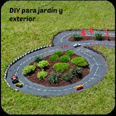 DIY jardín y exterior