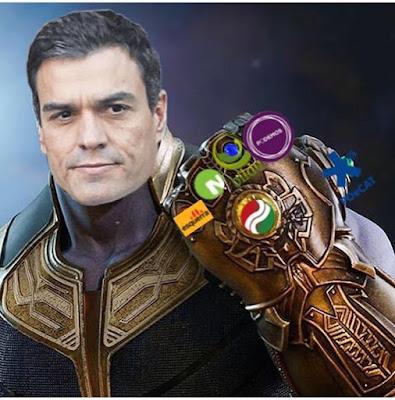 Memes moción de censura Sánchez a Rajoy