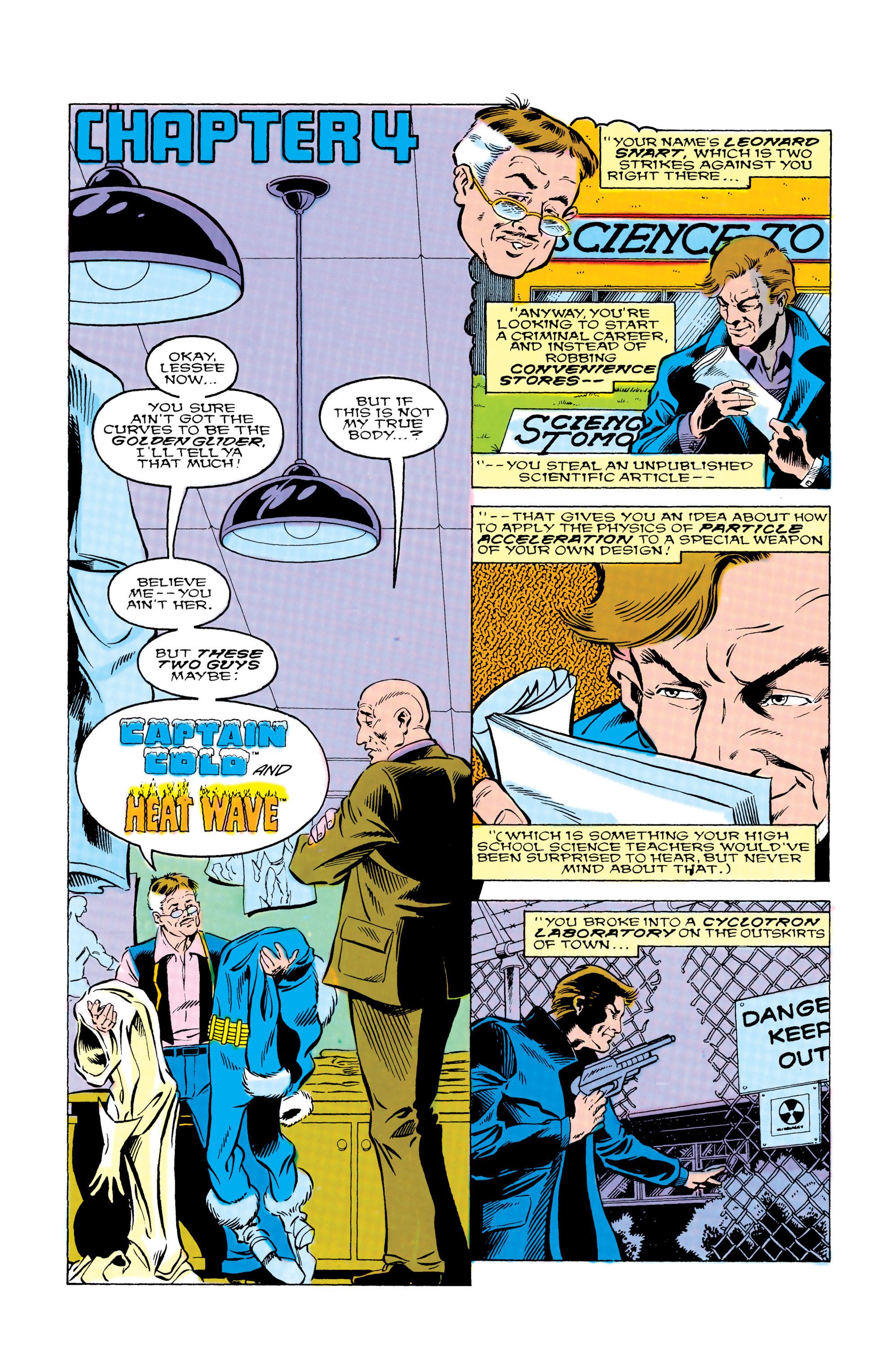 Read online Secret Origins (1986) comic -  Issue #41 - 20