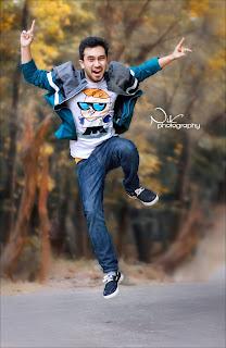 Farhan Ahmed Jovan Crazy Boy