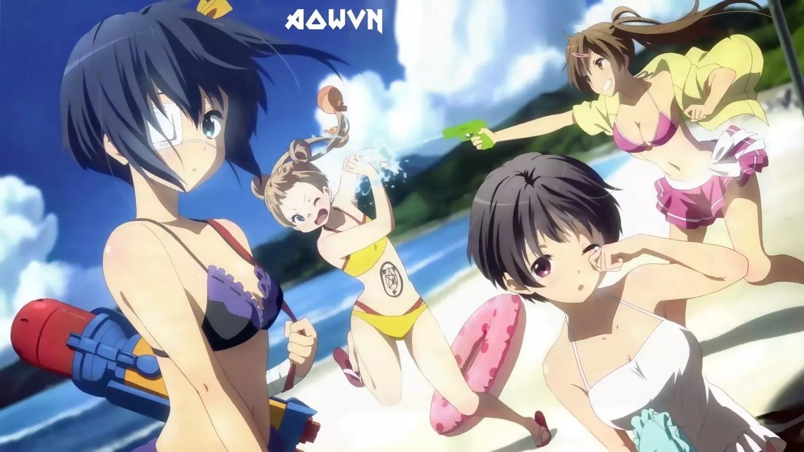 AowVN.org m%2B%25282%2529 - [ Anime 3gp Mp4 ] Chuunibyou demo Koi ga Shitai SS1 + SS2 + OVA + Special + Movie | Vietsub - Siêu Moe