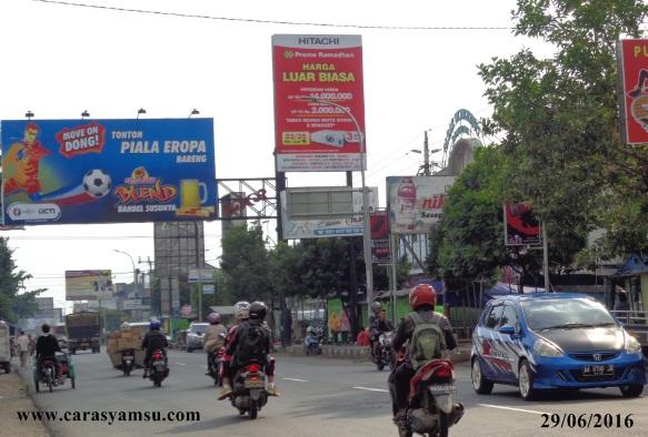 Arus Mudik H-7 Lebaran 2016 Jalan Yos Sudarso Gombong Tetap Lancar