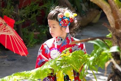 七五三 出張撮影 沖縄