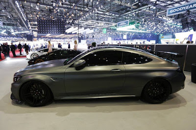 Mercedes Benz AMG C 63 Coupe 2018 Review, Specs, Price
