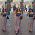 Nollywood actress Monalisa Chinda-Coker spotted in Armsterdam for honeymoon...photo