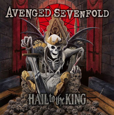 Kumpulan Lagu Avenged Sevenfold Album Hail To The King