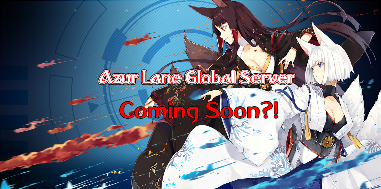 Azur Lane Global Server America Europe