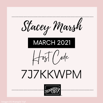 MARCH 2021 HOST CODE