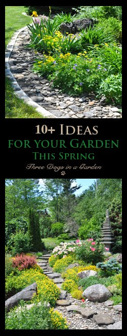 10+ Ideas to Borrow for your Garden This Spring