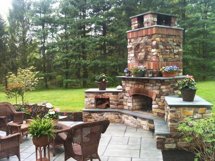 Helpful Outdoor Fireplace Ideas on Fireplace In Yard id=78100