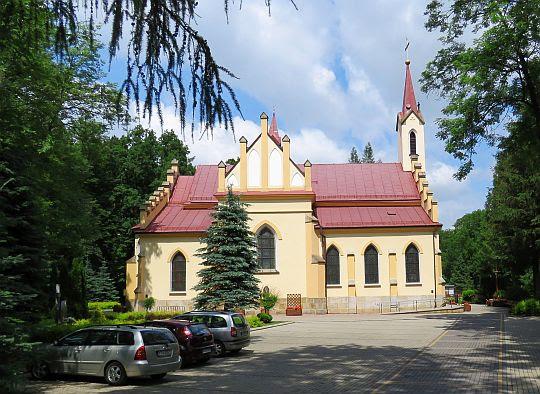 Kościół św. Stanisława Biskupa.