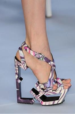 Crazy High Heels