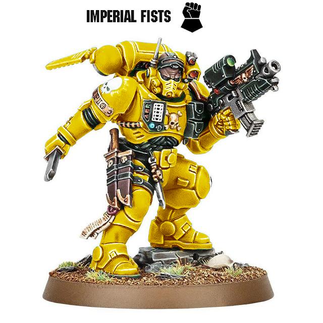Teniente de Vanguardia Puño Imperial