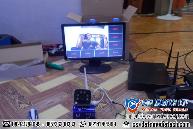 Jasa Instalasi Pemasangan Kamera CCTV