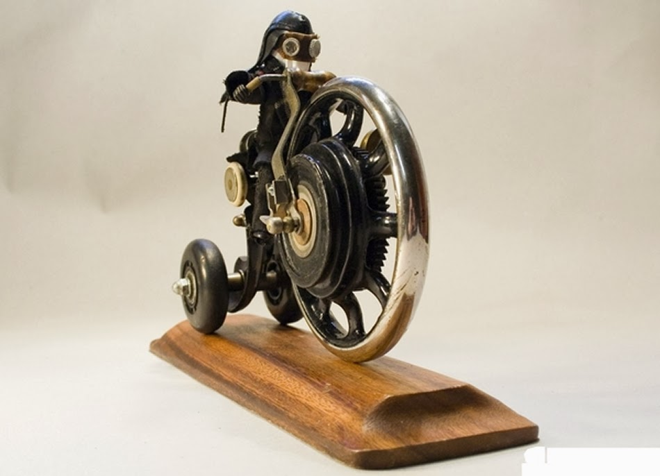 13-Vespers-Velocipede-Derek-Scholte-Recycled-Toy-Sculptures-www-designstack-co