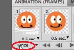 Animasi atau gambar bergerak dapat dibentuk dengan memakai bermacam-macam software Cara Membuat Animasi GIF Bergerak dengan Photoshop