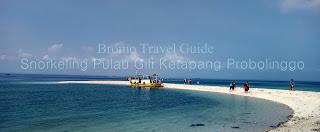 Snorkeling Pulau Gili Ketapang Probolinggo
