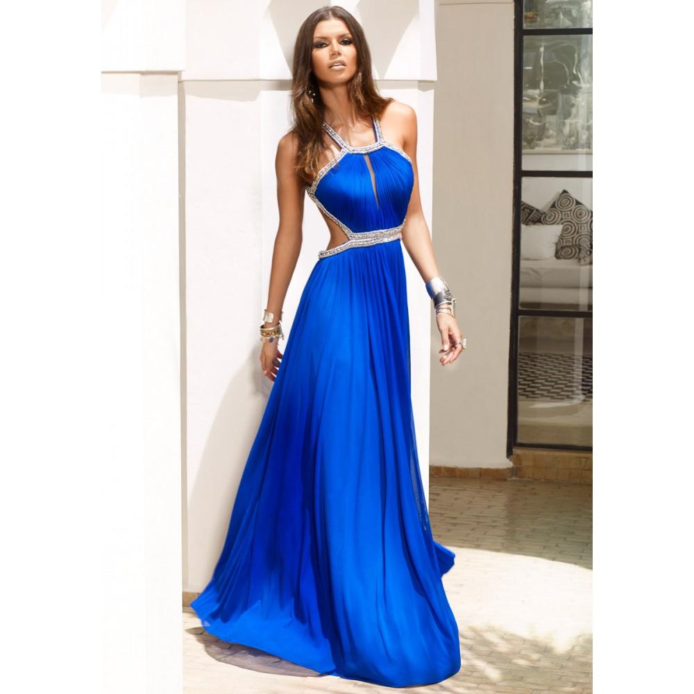 6157ebea5ee57 Vestidos largos juveniles ¡Fantásticas Ideas de Moda!