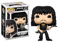 Funko Pop! Kirk Hammett