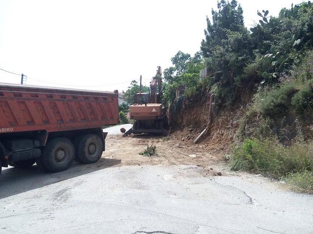 Ηγουμενίτσα: Μέχρι και τις 30 Ιουνίου θα μείνει κλειστή η οδός Πίνδου